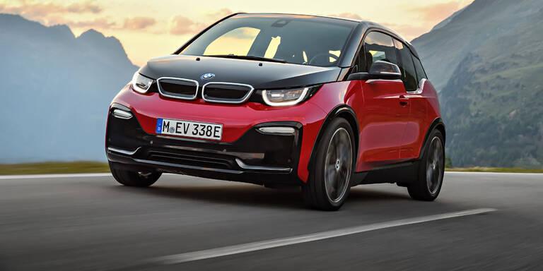 BMW stellt das Elektroauto i3 ein