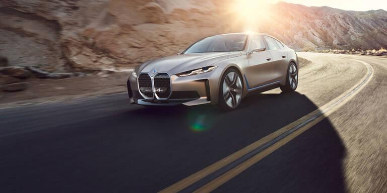 BMW i4: So kommt der Model-3-Gegner