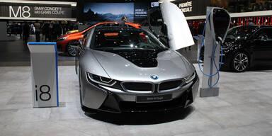 Genfer Autosalon kehrt mit neuem Format zurück