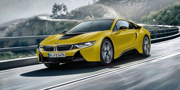 BMW bringt neues i8 Sondermodell