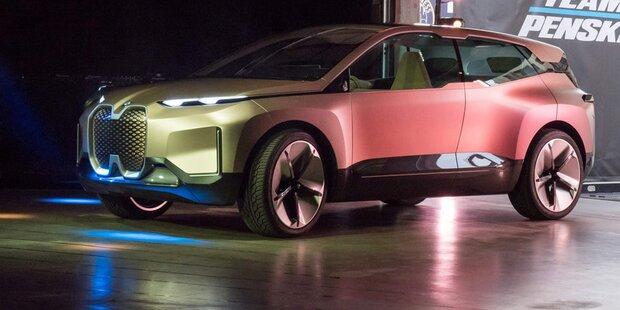 BMW steht vor radikalem Wandel