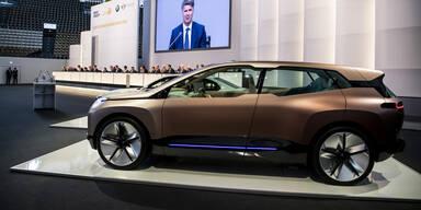 BMW setzt bei Antrieben auf Vielfalt