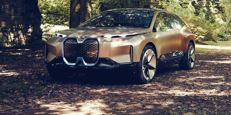 So kommt BMWs Elektro-Flaggschiff