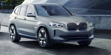 BMW iX3: Higthech-Felge erhöht Reichweite