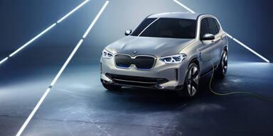 BMW baut Elektro-Bauteile für iX3 in Steyr