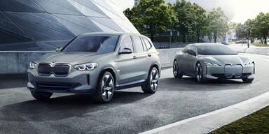 BMW kommt mit Bau von E-Motoren kaum nach