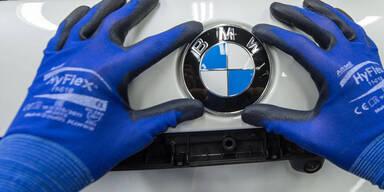 BMW kam im Coronajahr mit blauem Auge davon
