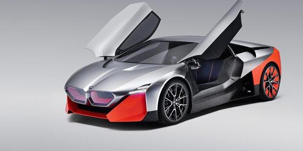 BMW: i8-Nachfolger & Frühstart für E-Modelle