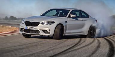 BMW greift mit dem M2 Competition an