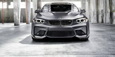 BMW macht neuen M2 noch schneller