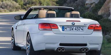 BMW bringt Cabrio-Version des M3