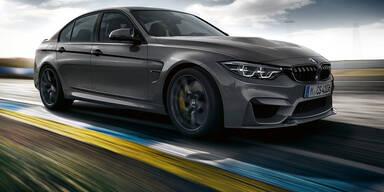 BMW bringt stärksten 3er aller Zeiten