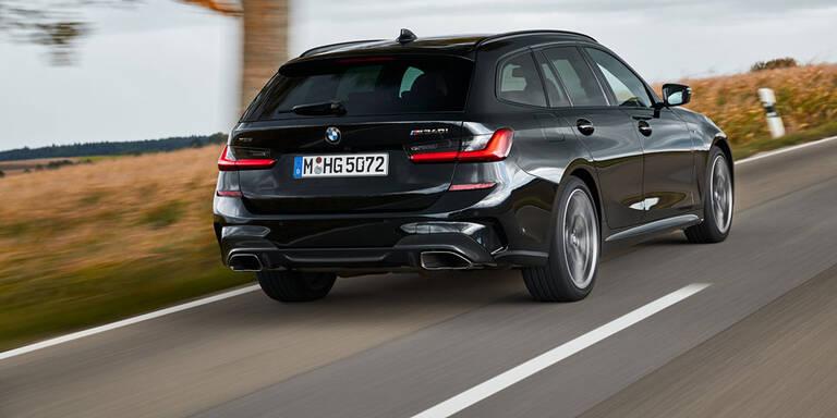 Neuer BMW 3er Touring jetzt auch als Top-Modell
