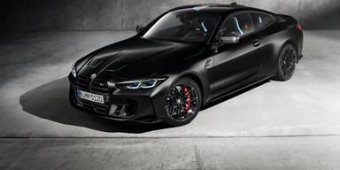 BMW bringt extrem coolen M4 Competition
