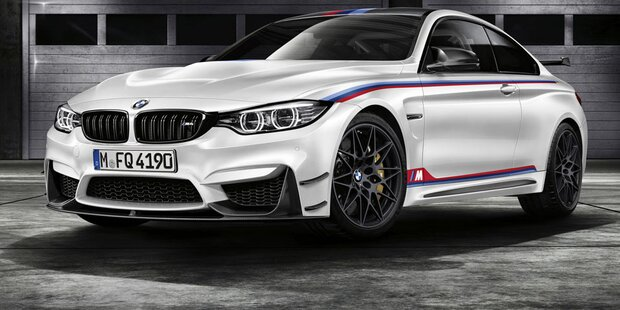 BMW bringt 500 PS starkes M4 Coupé