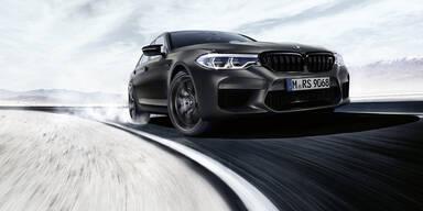 """BMW bringt den M5 """"Edition 35 Jahre"""""""
