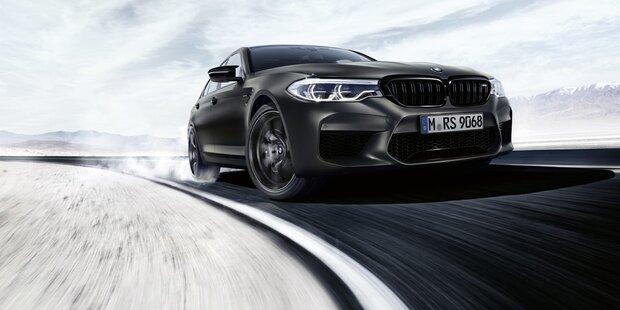 BMW bringt den M5