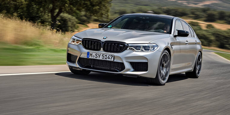 Jetzt startet der stärkste BMW 5er aller Zeiten