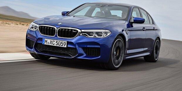 Der neue BMW M5 im Fahrbericht