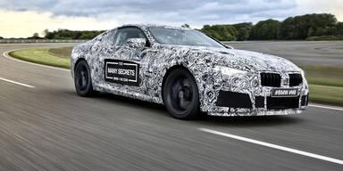 Hier fährt der neue BMW M8