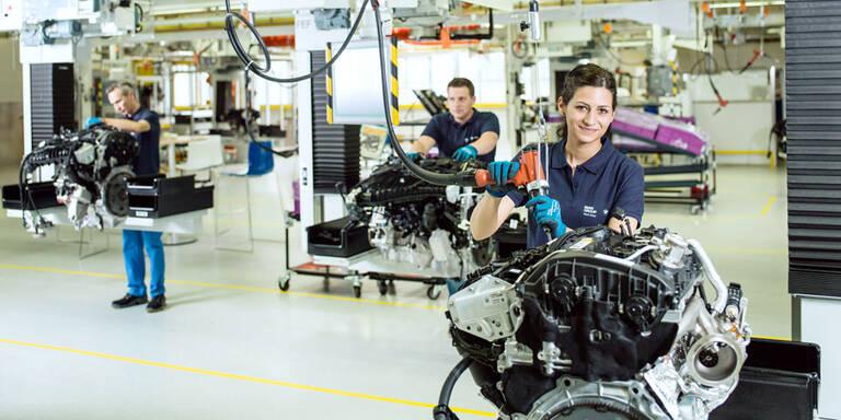 BMW verlagert Verbrenner-Produktion nach Steyr