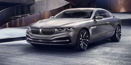 BMW bringt wieder einen 8er