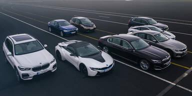BMW Österreich bleibt in der Erfolgsspur