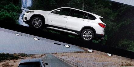 BMW und Mercedes ziehen Audi davon
