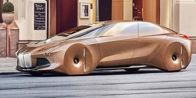 So viel investiert BMW in die Forschung