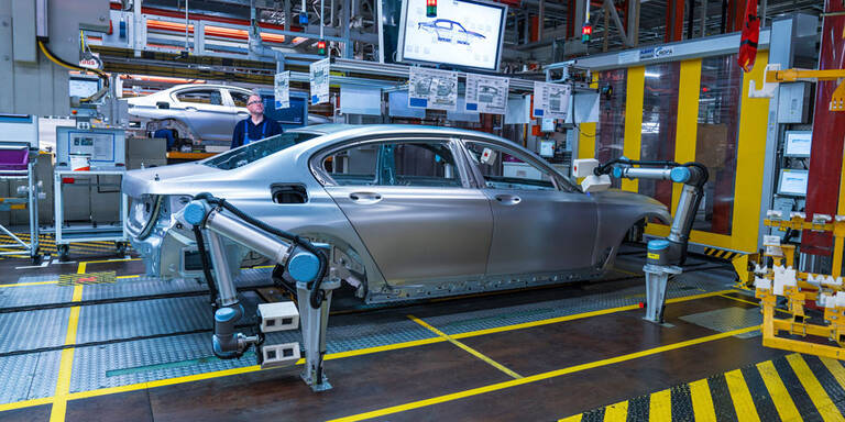 Massive Produktionsausfälle bei BMW