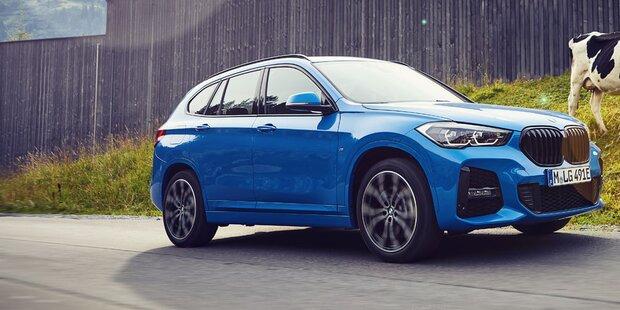 Alle Infos vom BMW X1 mit Plug-in-Hybrid