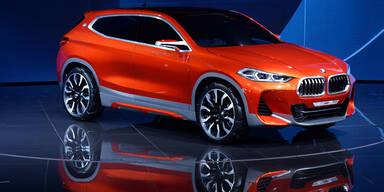BMW bringt auch einen X2