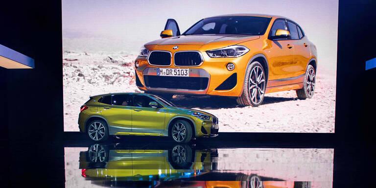 BMW will Mercedes vom Thron stoßen
