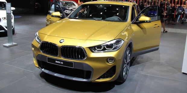 BMW stoppt Bau einiger Benzin-Modelle