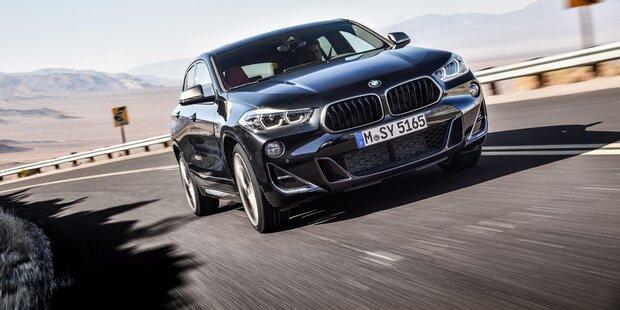 BMW bringt neues X2 Top-Modell