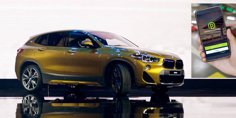 BMW kauft geniale Parkplatz-App