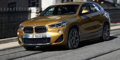 So fährt sich der neue BMW X2