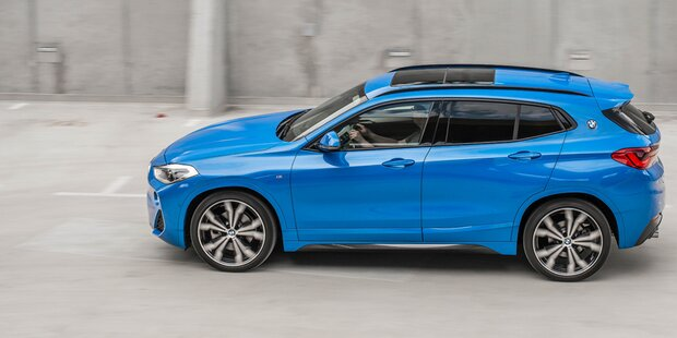 Der neue BMW X2 xDrive im Test