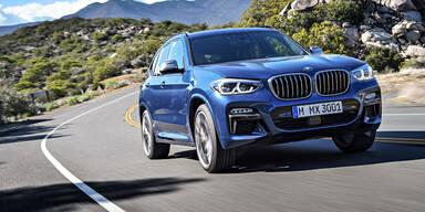 Neue Motoren für BMW X3 und X4
