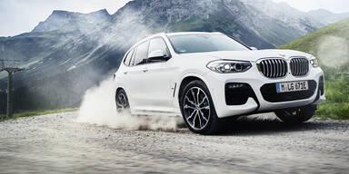 Das kostet der BMW X3 mit Plug-in-Hybrid