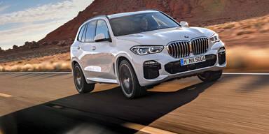Das ist der völlig neue BMW X5 (2018)