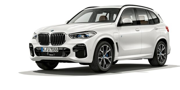 Neuer BMW X5 mit Plug-in-Hybrid-Antrieb