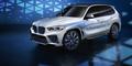 BMW zeigt X5 mit Wasserstoffantrieb