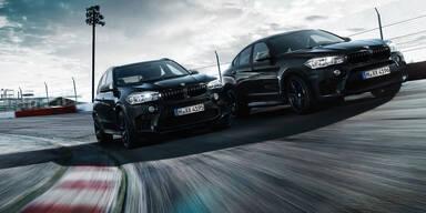 BMW schärft X5 M und X6 M nach