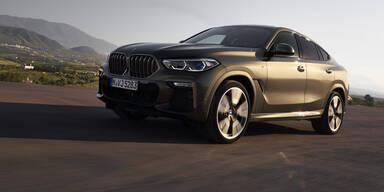 Alle Infos vom neuen BMW X6 (2019)