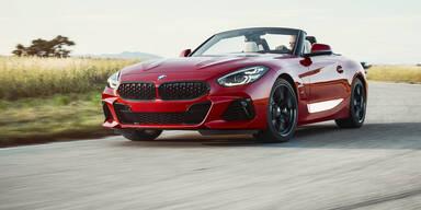 Das ist der völlig neue BMW Z4