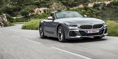 Alle Infos vom neuen BMW Z4 (2019)