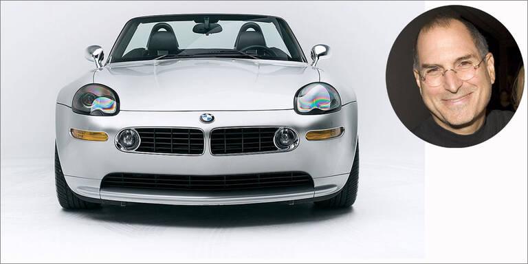 BMW Z8 von Steve Jobs unterm Hammer