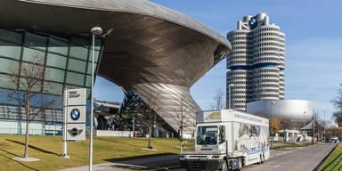 Motorbrand-Serie: Razzia in BMW-Zentrale