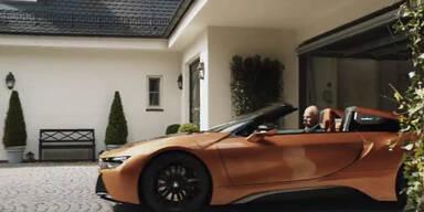 BMW spielte Mercedes-Chef einen Streich